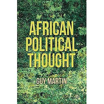 Afrikansk politisk tænkning