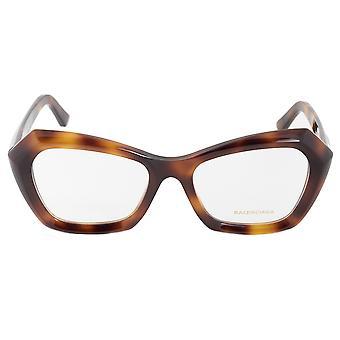 Balenciaga BA 5079 056 53 Geometric Cat Eye Eyeglasses Frames
