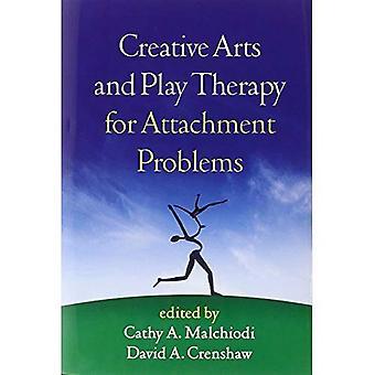Arts créatifs et thérapie de jeu pour les problèmes d'attachement