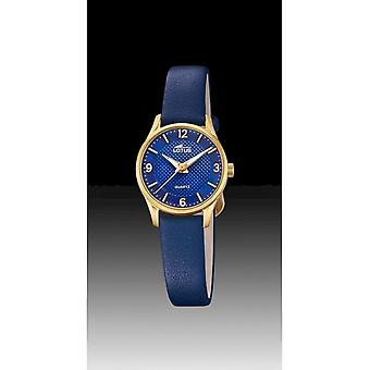 Lotus - Armbanduhr - Damen - 18574/D  - Lederband Klassisch
