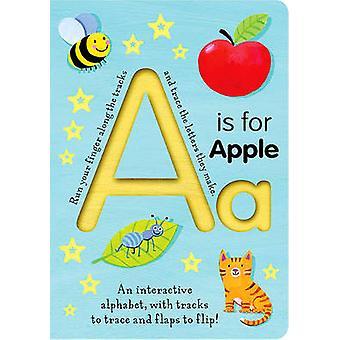 A is for Apple by Georgie Birkett - 9781589258723 Book