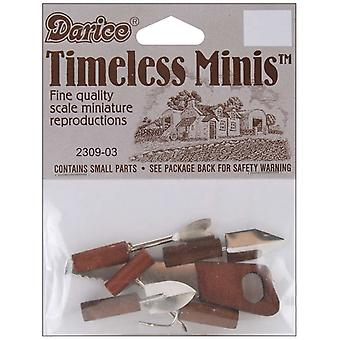 Timeless Miniatures Hand Tools 6 Pkg 2309 03