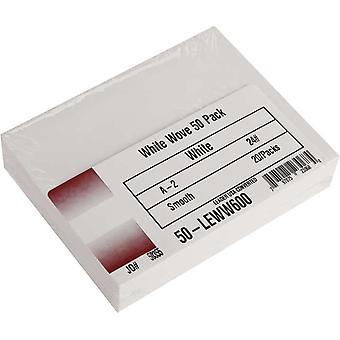Envelopes A2 50 Pkg White, 4.375