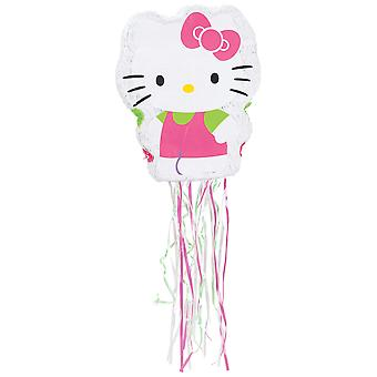 Pull Pinata 1 Pkg Hello Kitty P20552