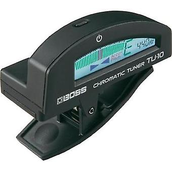 Guitar tuner BOSS TU-10-BK Black