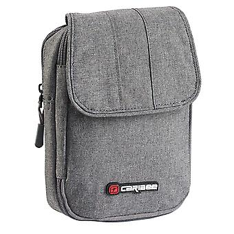 Caribee Travel Grip Shoulder Wallet - Black