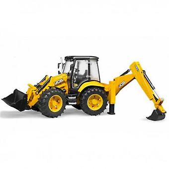 Bruder Jcb 5Cx Double glassed Pala