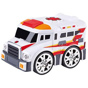 Buddy Toys RC Ambulance (Toys , Vehicles And Tracks , Radiocontrol , Land)