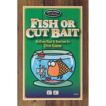 Front Porch Classics Fish Or Cut Bait Game-  53723