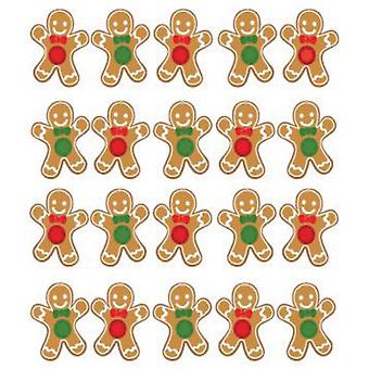 Jolee's Boutique Dimensional Stickers-Gingerbread Repeats E5020617