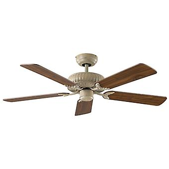 Low energy ceiling fan Eco Imperial White antique 132 cm / 52