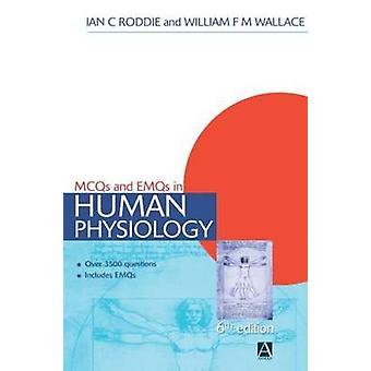 McQs och Emqs i människans fysiologi av Roddie & Ian C.
