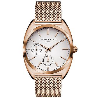 LIEBESKIND BERLIN ladies watch wristwatch LT-0039-MQ