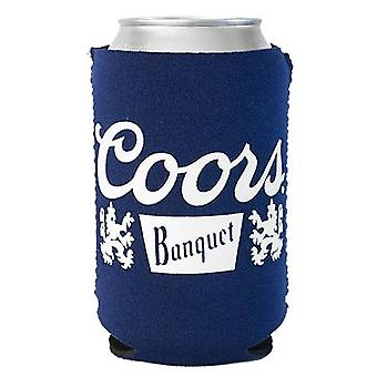 Coors banket kan isolator