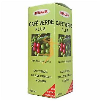 Integralia Plus-Green Coffee 500 ml
