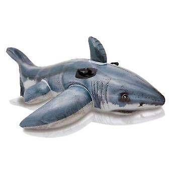 Colorbaby Inflatable white shark (Babies and Children , Toys , Others)