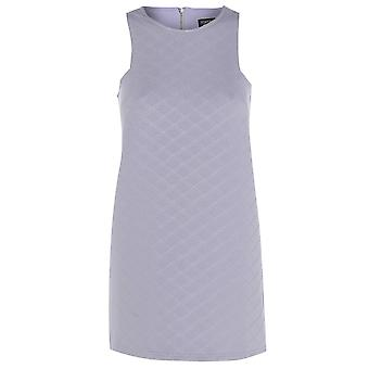 Topshop Women's Quilted Lilac Tunic DR844-6