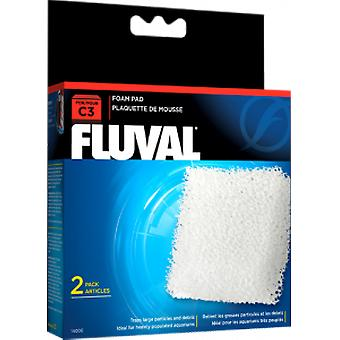 Fluval FLUVAL C3 FOAMEX (Fish , Filters & Water Pumps , Filter Sponge/Foam)