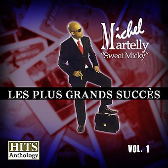 Martelly, Michel Sweet Micky - träffar Anthology 1: Plus Grands Succes [CD] USA import