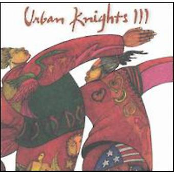 Urban Knights - Urban riddere 3 [CD] USA importerer
