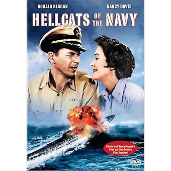 Hellcats of the Navy [DVD] USA import