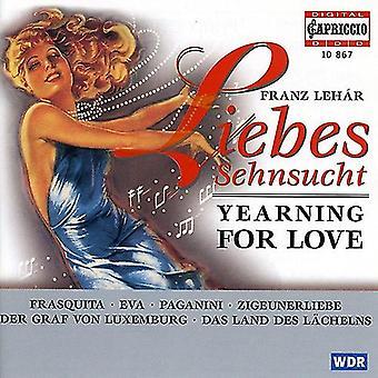 F el. Lehar - Franz Leh R: anhelo para la importación de los E.e.u.u. de amor [CD]