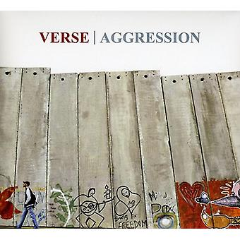 Vers - Aggression [CD] USA importerer