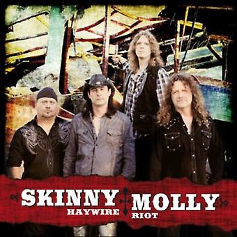 Skinny Molly - skuddermudder Riot [CD] USA importerer