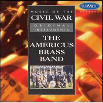 Americus Brass Band - Music of the Civil War [CD]