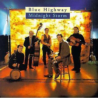 Blå motorvej - midnat Storm [CD] USA importerer
