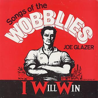 Joe Glazer - jeg Will Win: sange af Wobblies [CD] USA importen