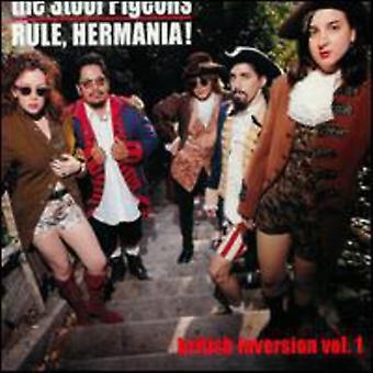 Stool Pigeons - Rule Hermania! [CD] USA import