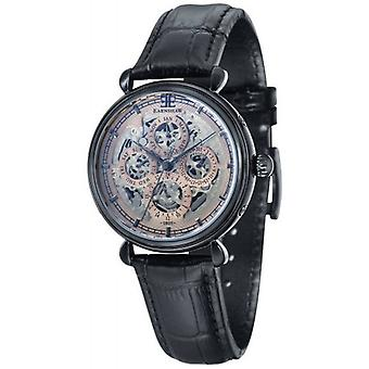 Thomas Earnshaw el reloj calendario Grand - Rosegold/negro