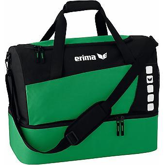 Erima Sporttasche Club 5 mit Bodenfach Grün - 723337
