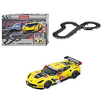 Carrera 9 Extreme Power (Ford GT + Chevrolet Corvette C7R) 6,3m