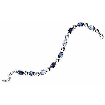 925 Silver Crystal Bracelet