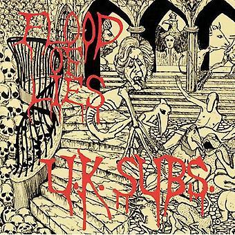 UK Subs - strøm af løgne [Vinyl] USA import