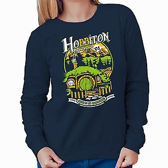 Hobbiton Summer Camp the Shire Lord of the Rings Women's Sweatshirt