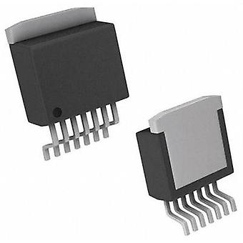 PMIC - DC/DC voltage regulator Texas Instruments LM2676SX-3.3/NOPB Holder TO 263 7