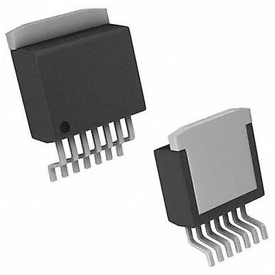 Voltage regulator - linear Infineon Technologies TLE4271-2G Pos