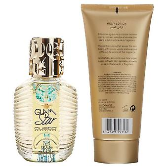 Custo Barcelona September Star Custo Glam Eau de Toilette 100ml + Body Lotion 200ml