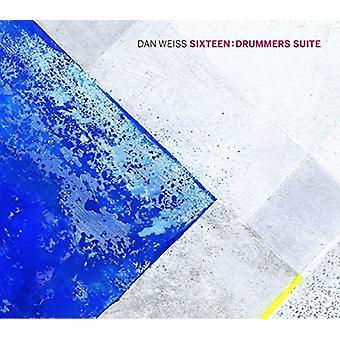 Dan Weiss - seksten [CD] USA import