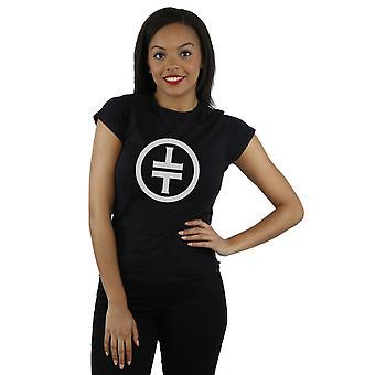 Take That Women's White Logo T-Shirt