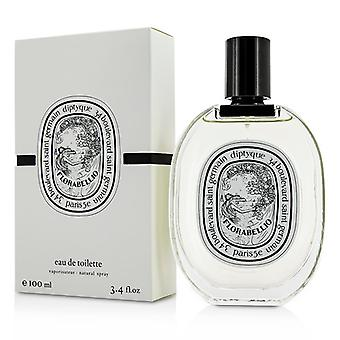 Diptyque Florabellio Eau De Toilette Spray 100ml / 3,4 oz