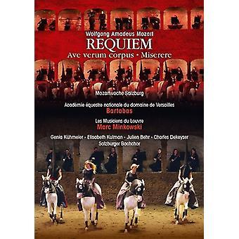 Requiem [DVD] USA import