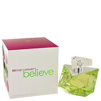 Britney Spears Believe Eau de Parfum 100ml EDP Spray