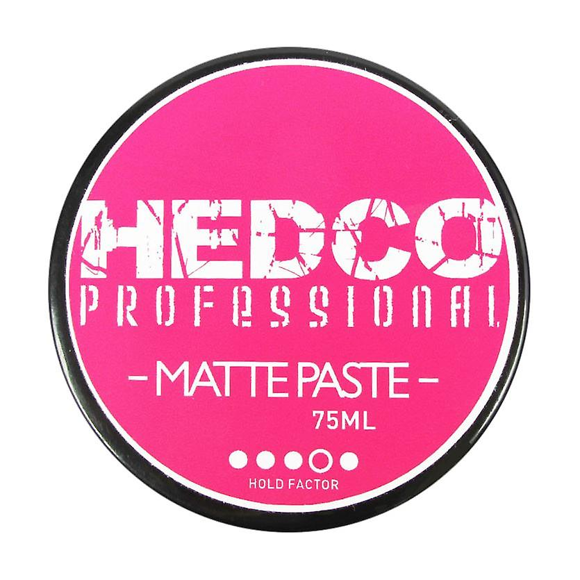 Hedco Professional Matt Paste 75ml