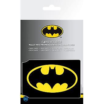 Batman Comics Logo Card Holder