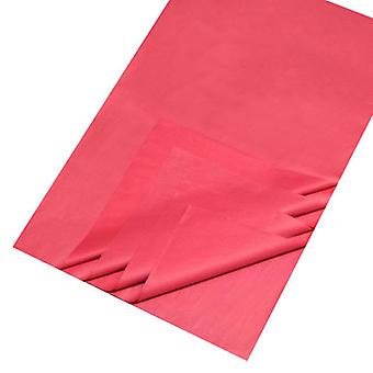Caraselle Red Unbuffered Tissue Paper 25 sheets 50x70cm
