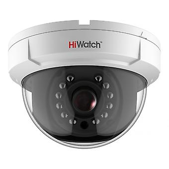 HiWatch DS-T101-F 1MP Indoor Analog Dome Camera, 720 p, IR,